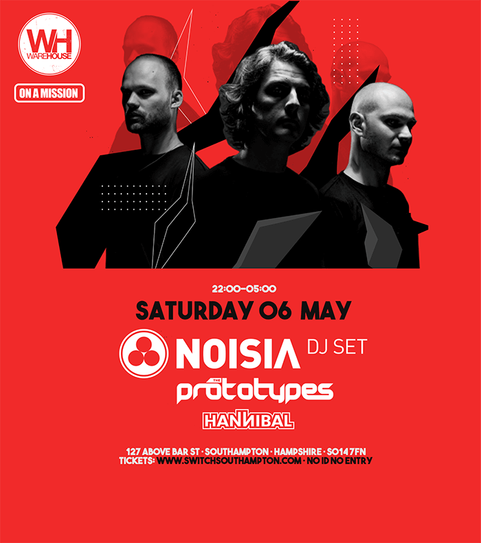On A Mission Presents Noisia