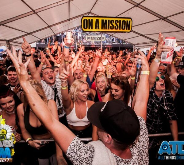 On A Mission Garden Party 2018