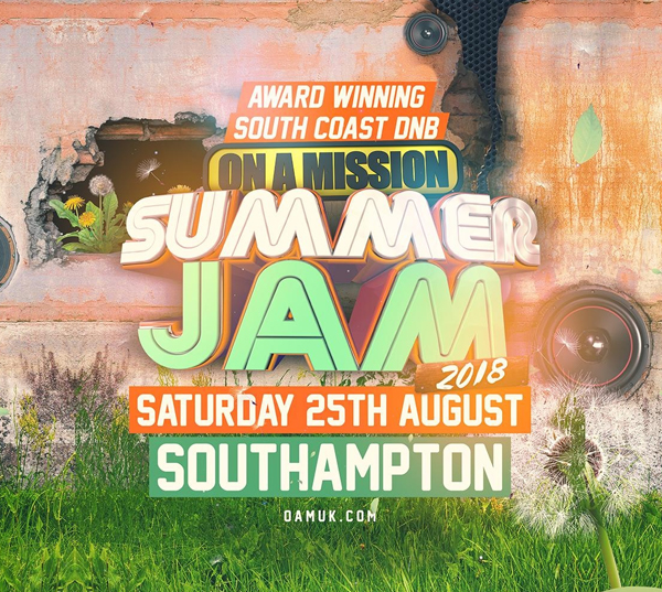 On A Mission SummerJam 2018