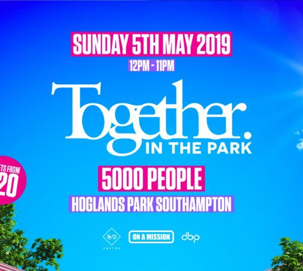 Together In The Park 2019